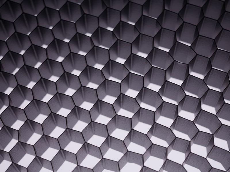 colmeia-de-alumínio